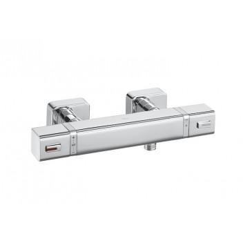 Grifería ducha termostática Roca T-1000 SQUARE