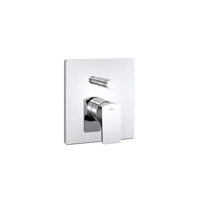 Grifería baño-ducha empotrado  L90