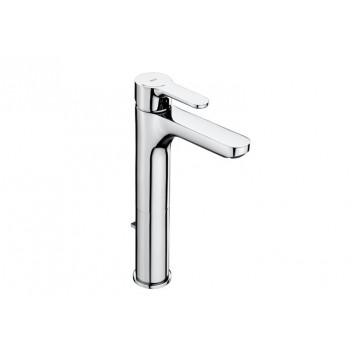 Grifería lavabo caño alto L20 XL Roca