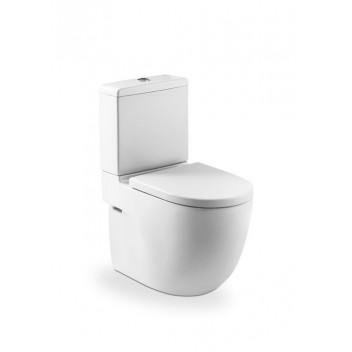 Asiento tapa inodoro WC Roca Meridian  N Compacto