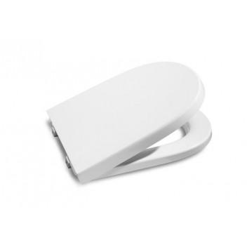 Asiento tapa inodoro WC Roca Meridian N Compacto amortiguado